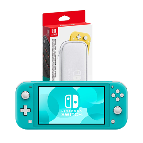 Console Nintendo Switch Lite + custodia